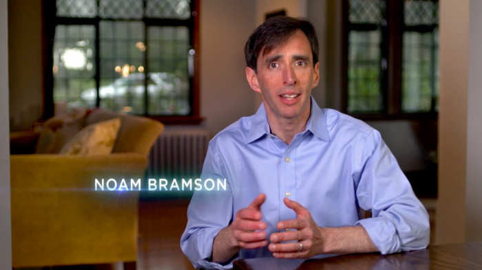 Noam Bramson Video - Right Now