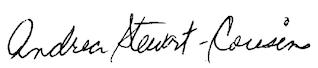 Andrea Stewart-Cousins (signature)