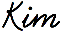 Kim (signature)