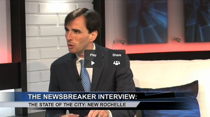 Talking City Issues and Politics on Newsbreaker