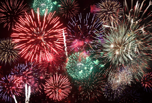 New Rochelle Fireworks Tuesday at 9:30pm