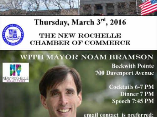 State of the City Address on March 3rd – You're Invited