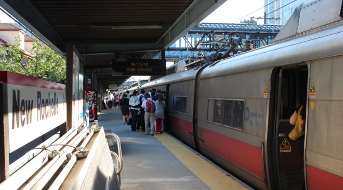 MTA Capital Plan is Big News for New Rochelle and Westchester