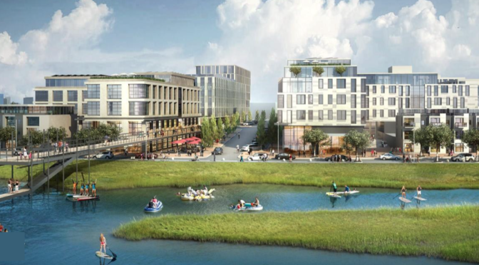 New Vision Unveiled for the Waterfront: Pratt Landing