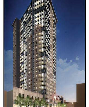 Major Downtown Milestone: Groundbreaking at 587 Main