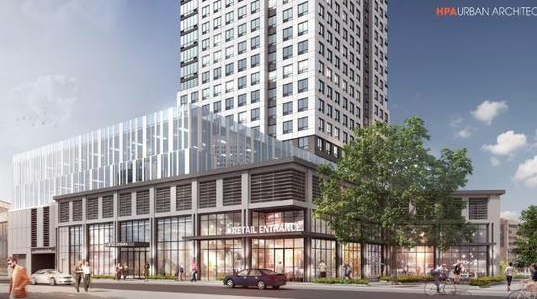 City Receives Proposals for 45 Harrison