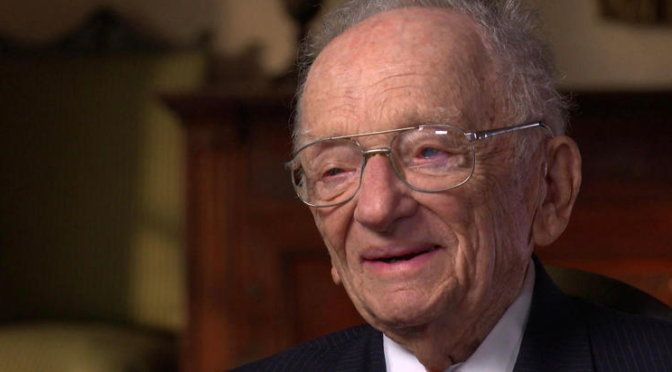 New Ro's Ben Ferencz on 60 Minutes