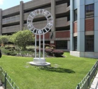 Sculptures Pop Up Downtown