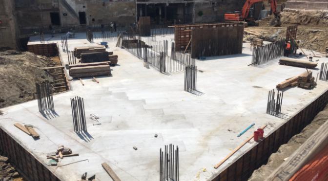 That's a Lot of Concrete!