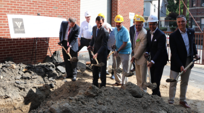 Another Downtown Groundbreaking: V Hotel to Open in 2018