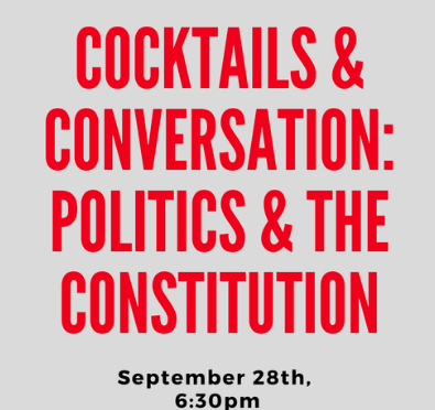 Politics and the Constitution – Join the Conversation
