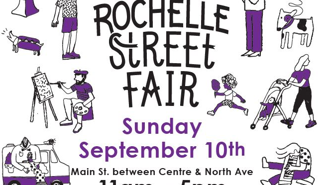 New Ro Street Fair This Sunday