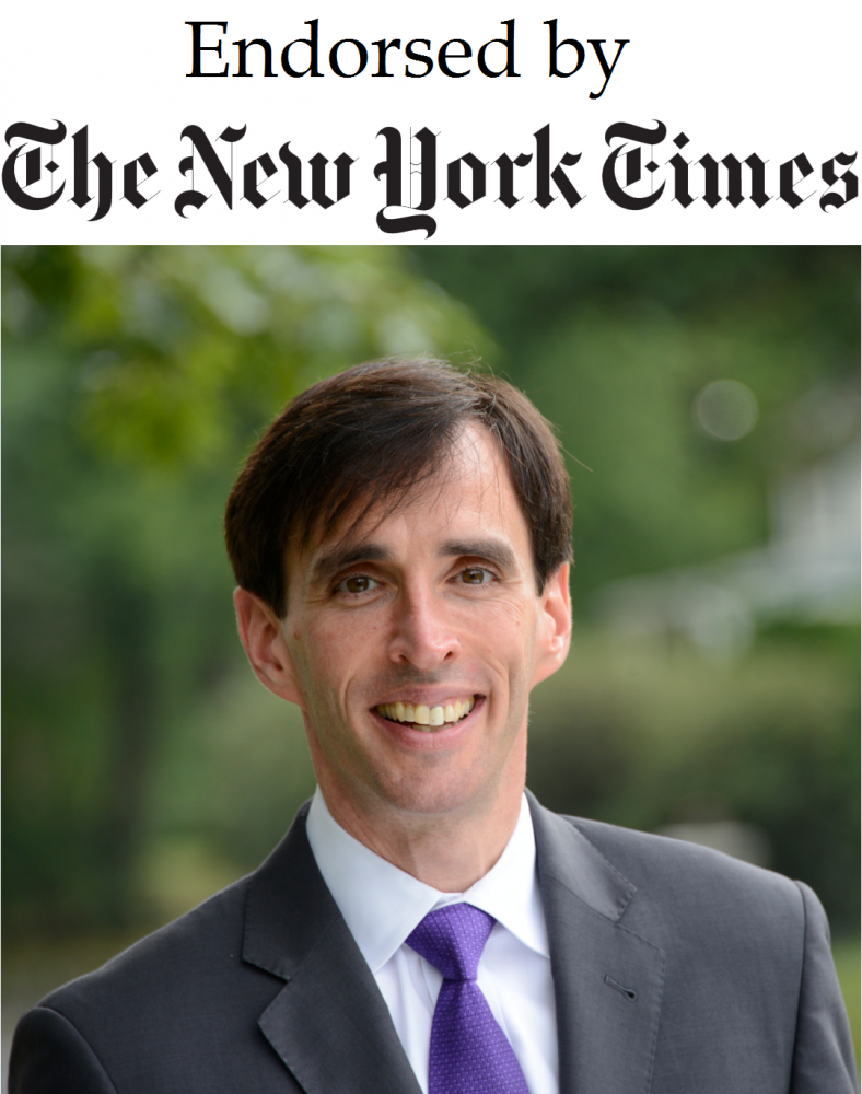 Noam is endorsed by the New York Times!