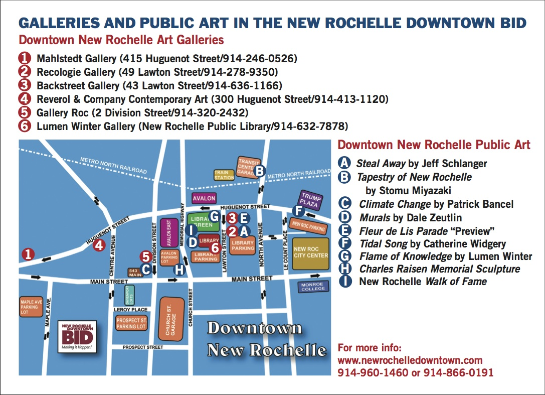 Arts in Downtown New Rochelle