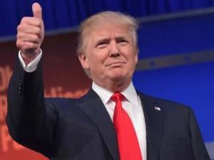 Charming Trump