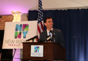 Mayor Noam Bramson delivers the 2016 State of the City Address