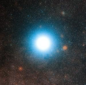 Alpha Centauri, Only 4.37 Light Years Away