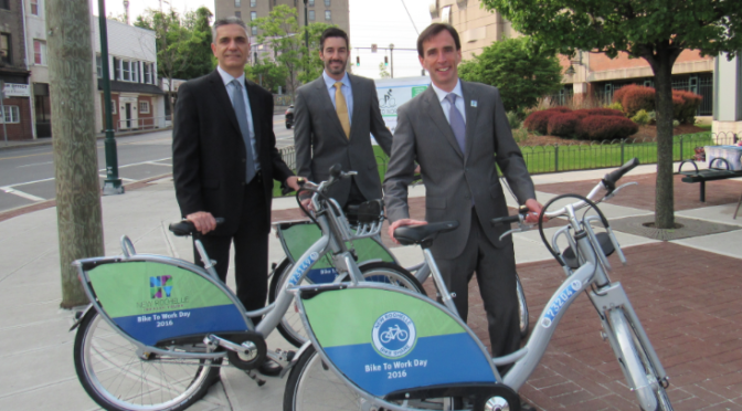 Take the Bike Share Survey